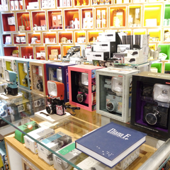 Photo taken at Lomography Berlin meets Lifesmyle by Lomography Gallery Stores on 11/22/2013