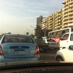 Photo taken at Corniche El Maadi | كورنيش المعادى by Omar S. on 3/11/2013