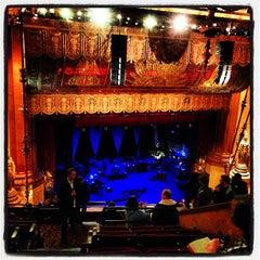 Photo taken at Beacon Theatre by Jeffrey on 5/25/2013