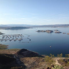Photo taken at Lake Mead Overlook by Alexey on 4/13/2013