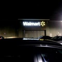 Photo taken at Walmart Supercenter by Jeff S. on 12/5/2012