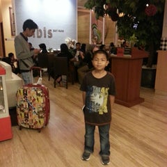 Photo taken at Ibis Hotels by nunung c. on 4/17/2014