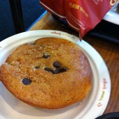 Photo taken at Atlanta Bread Company Cafe by Mindy K. on 10/19/2011