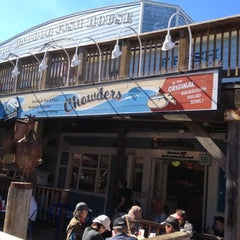 Photo taken at Chowders by Lisa L. on 10/17/2012