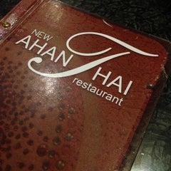 Photo taken at Ahan Thai by Huda S. on 5/19/2013