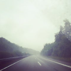 Photo taken at A 61 by Benjibaby B. on 7/21/2014