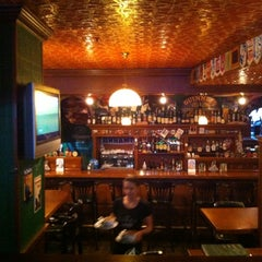 Photo taken at Mollie's Irish Pub by Максим К. on 9/30/2012