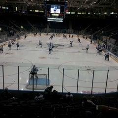 Photo taken at Germain Arena by Sandra O. on 10/26/2012