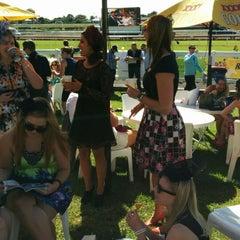 Photo taken at Eagle Farm Racecourse by Brenden R. on 6/7/2014