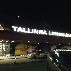 Photo taken at Tallinn Airport (TLL) by Ramazan on 3/7/2013