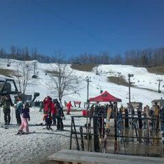 Photo taken at Boston Mills Ski Resort by Nancy P. on 1/19/2013