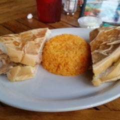 Photo taken at Papi's Cuban & Caribbean Grill by Jason H. on 5/26/2014