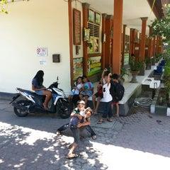 Photo taken at Sekolah Harapan by Александр Ш. on 3/27/2014