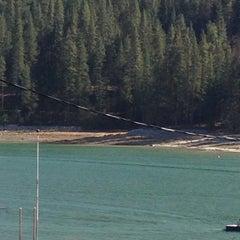 Photo taken at Bass Lake by Mitch B. on 8/24/2014