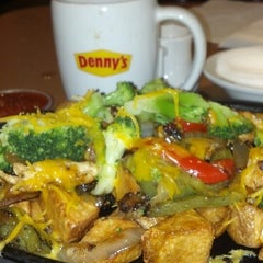 Photo taken at Denny's by George L. on 4/27/2014