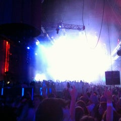 Photo taken at Privilege Ibiza by HZYF on 6/7/2013