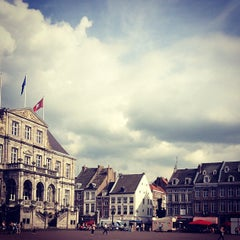 Photo taken at Gemeente Maastricht by Jeroen H. on 6/30/2013