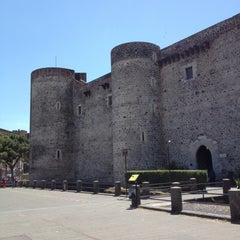 Photo taken at Castello Ursino by Viaggia e Scopri S. on 5/12/2013