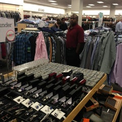 Photo taken at Nordstrom Rack Centre at Post Oak by R . on 12/19/2012