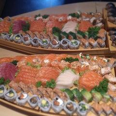 Photo taken at Joy Sushi by Samuel A. on 6/8/2013