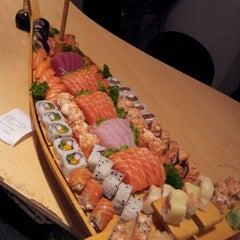 Photo taken at Joy Sushi by Samuel A. on 9/20/2012