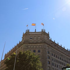 Photo taken at Banco de España by Tom H. on 9/14/2013