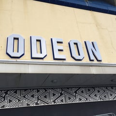 Photo taken at Odeon by Jasmine on 1/11/2016