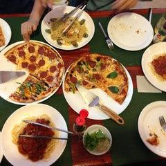 Photo taken at Mama Lou's Italian Kitchen by Irene T. on 4/15/2013