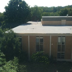 Photo taken at Lorberbaum Liberal Arts Building by Josefine V. on 10/4/2012