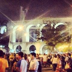 Photo taken at Lapa by Gerônimo Granja on 10/27/2012