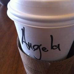 Photo taken at Starbucks by Angela on 2/9/2013