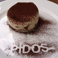 Photo taken at Pizzeria Pidos by Onder H. on 10/20/2012