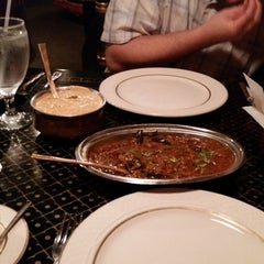 Photo taken at Taste of India by Hannah R. on 11/23/2014