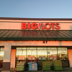 Photo taken at Big Lots by Brian T. on 1/31/2013