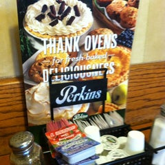 Photo taken at Perkins Restaurant & Bakery by Paul S. on 8/25/2013