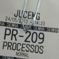 Photo taken at Junta Comercial do Estado de Minas Gerais - JUCEMG by Marianna M. on 5/24/2013