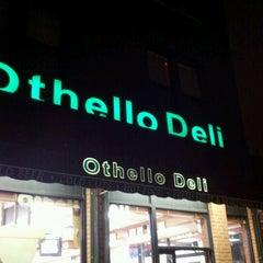 Photo taken at Othello Deli by Kobie B. on 10/2/2012