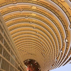 Photo taken at 金茂大厦 Jin Mao Tower by Ахмед Э. on 3/21/2015