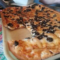 Photo taken at Ledo Pizza by J Nicole A. on 9/7/2013