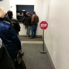 Photo taken at Registry of Motor Vehicles by mbk n. on 1/14/2015