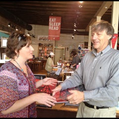 Photo taken at Main Street Books by Lici B. on 11/10/2012