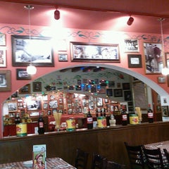 Photo taken at Buca Di Beppo by Энрике М. on 4/9/2013