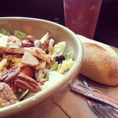 Photo taken at Panera Bread by Joel Richard E. on 6/15/2013