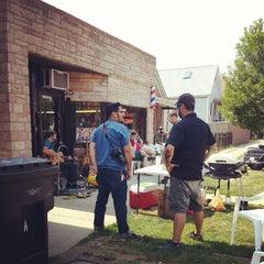 Photo taken at Joe's Barbershop Chicago by Joel Richard E. on 8/25/2013