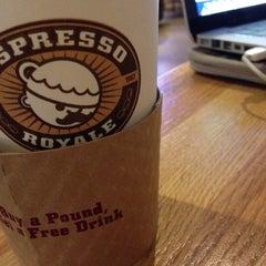 Photo taken at Espresso Royale by Cassandra on 8/15/2014