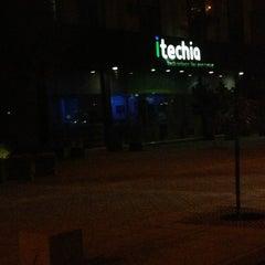 Photo taken at itechia by Areej on 4/9/2013