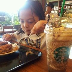 Photo taken at Starbucks Coffee by CheSabCab on 11/7/2012