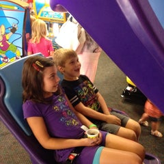 Photo taken at Chuck E. Cheese's by Elliot S. on 7/14/2014