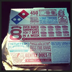 Photo taken at Domino's Pizza by Skyler S. on 5/14/2013