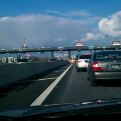 Photo taken at Fort McHenry Tunnel Toll Plaza by Brittainy D. on 3/27/2013